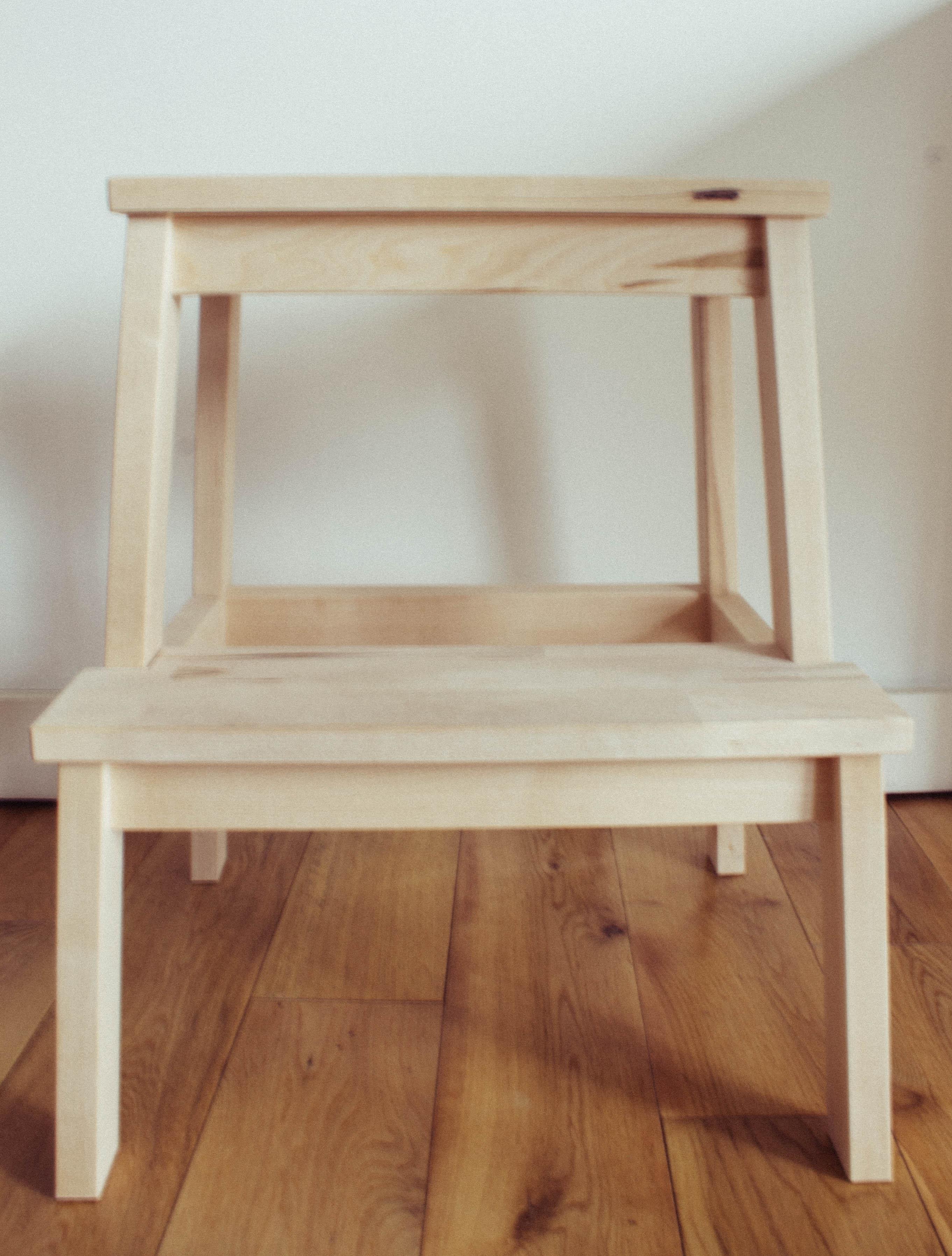 Ikea Bekvam stool makeover hack | seefoodplay.com
