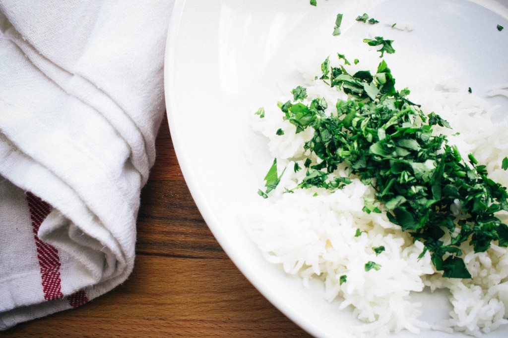 Cilantro lime rice| seefoodplay.com