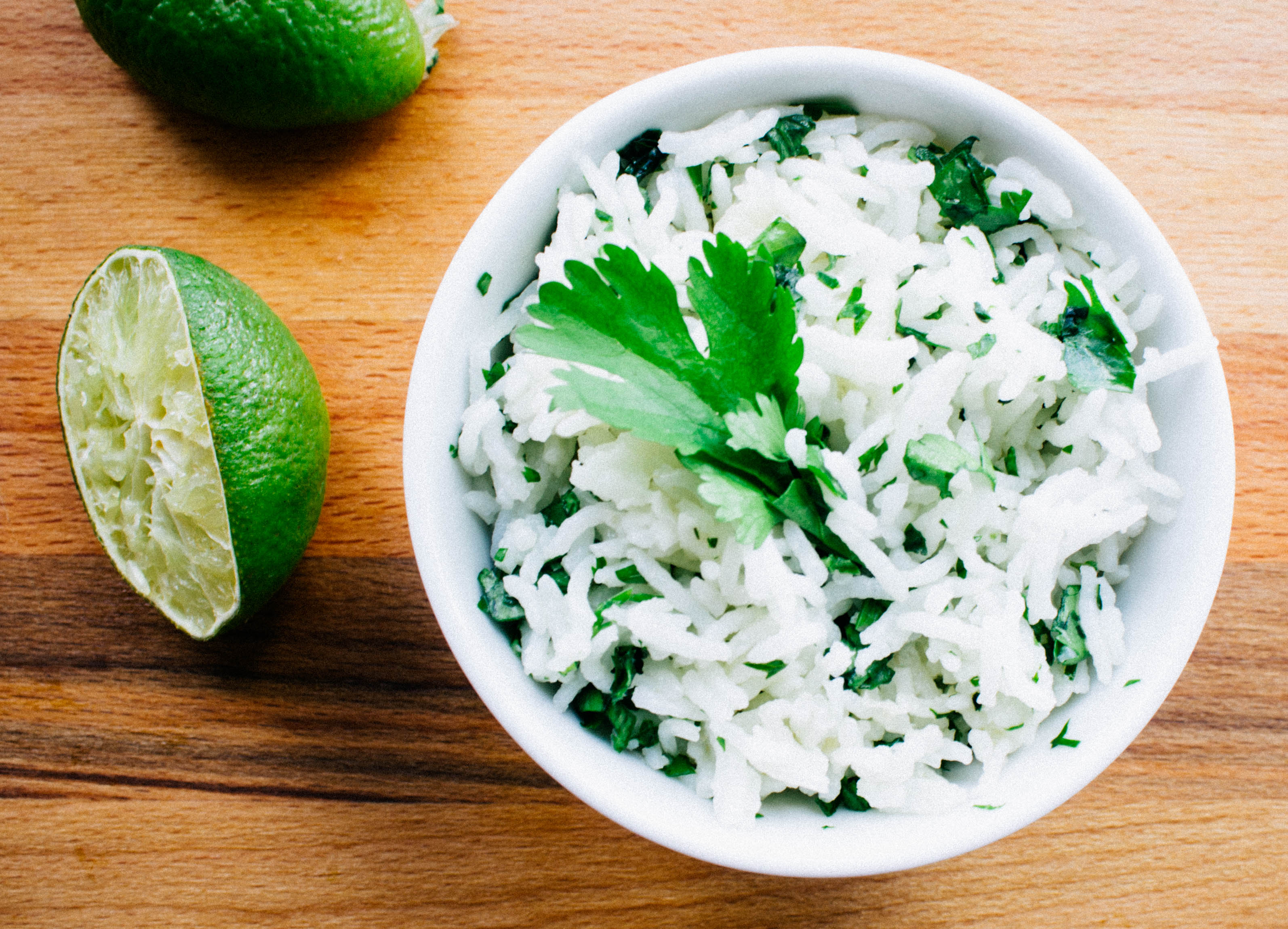 You guys… what's better than Chipotle's cilantro rice (OK ...
