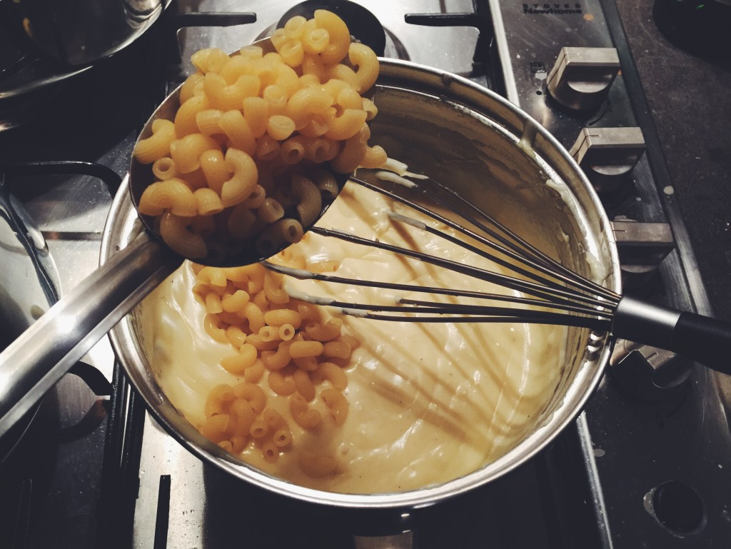 Macaroni and cheese | seefoodplay.com
