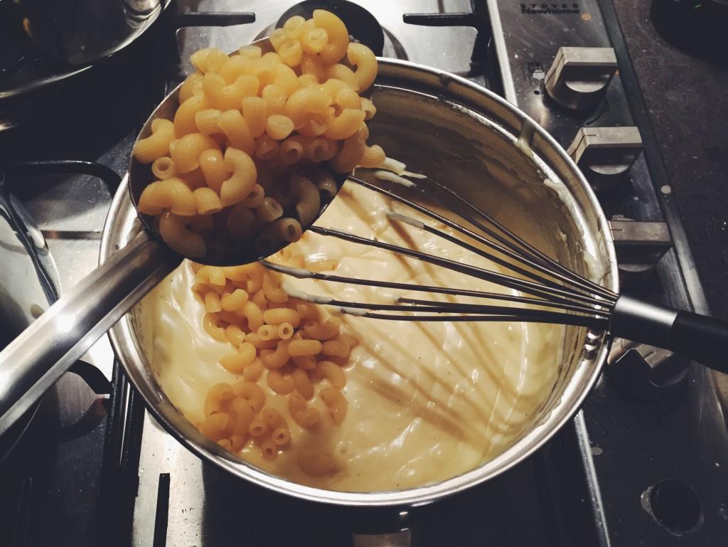 Macaroni and cheese | seefoodplay.com