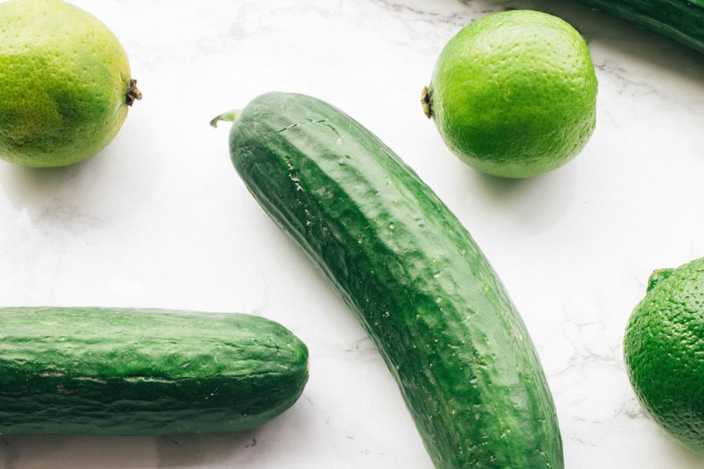 Cucumber margaritas | seefoodplay.com
