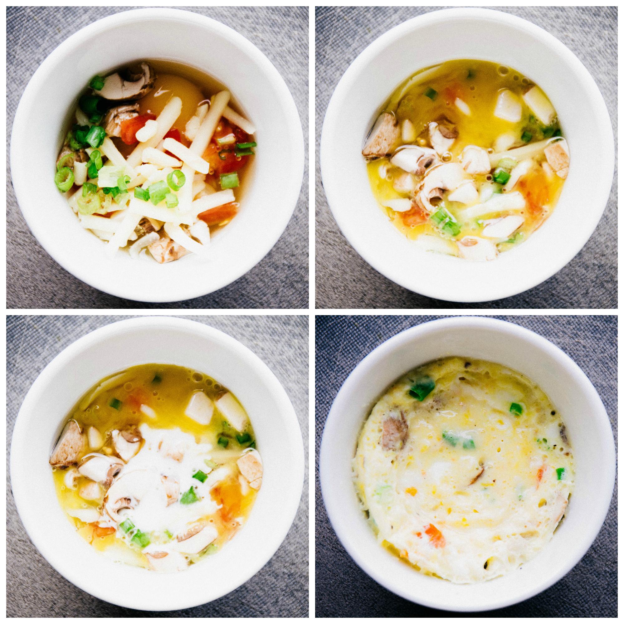 Microwave Scrambled Eggs Seefoodplay