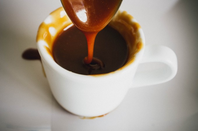 Perfect caramel sauce | seefoodplay.com