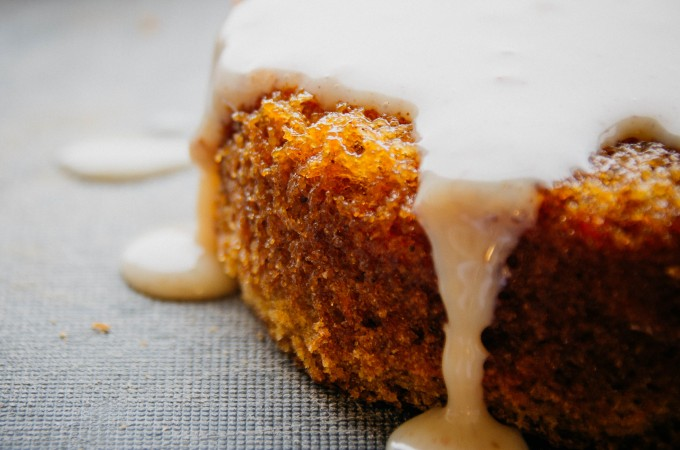 Tres leches carrot cake | seefoodplay.com