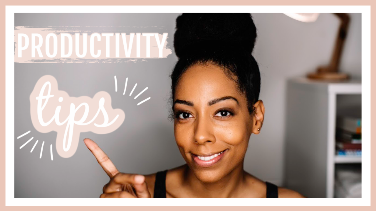 Seefoodplay | Productivity Tips